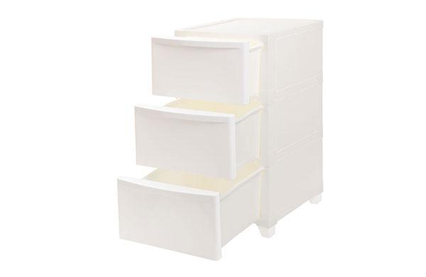 使用抽屜收納整理箱