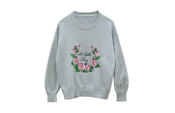 Viscose嫘縈女針織衫