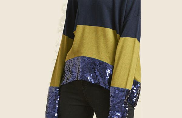 Acrylic壓克力女針織衫
