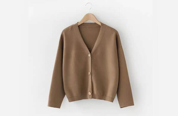 針織衫外套