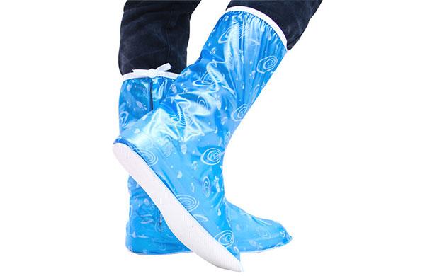 鞋套式雨鞋