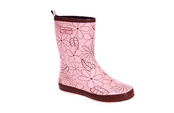中長筒雨靴