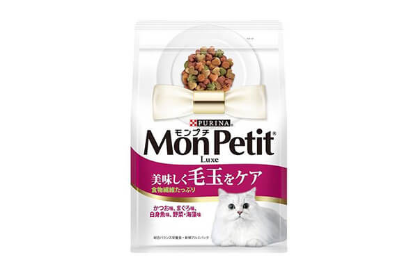 mon petit貓食