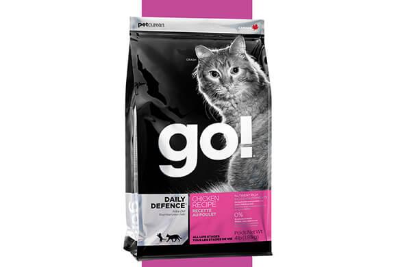 Go!貓飼料