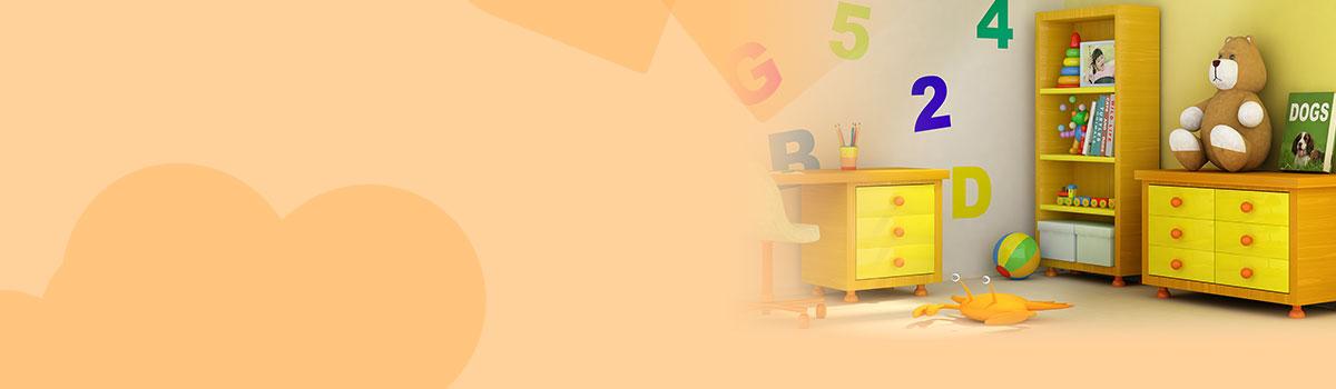兒童房佈置