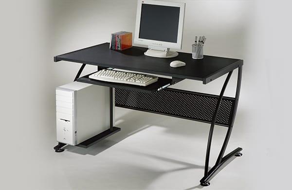 寬型電腦桌