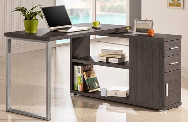 L型電腦桌