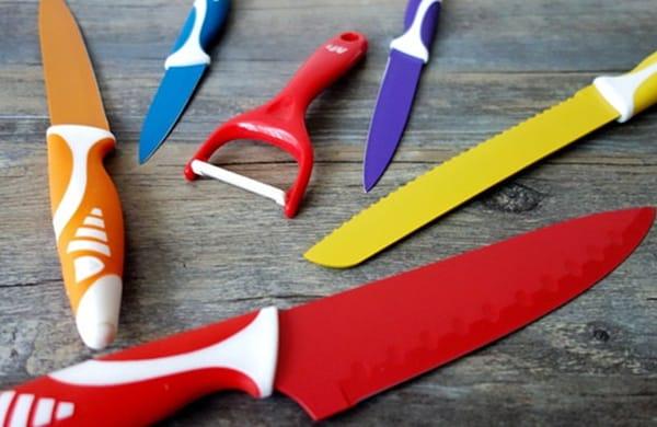 廚房用具組-刀具組