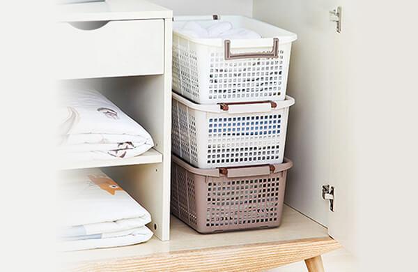 衣櫃內抽屜櫃收納