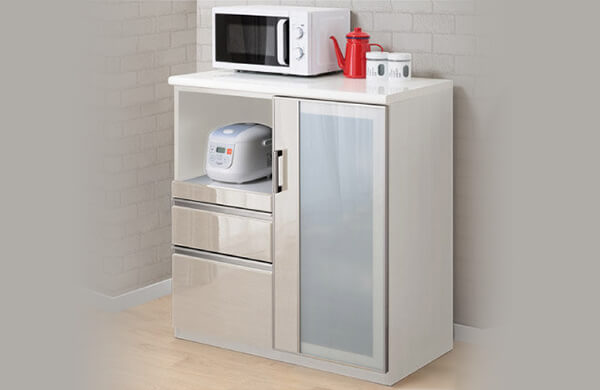 廚房櫃檯收納箱