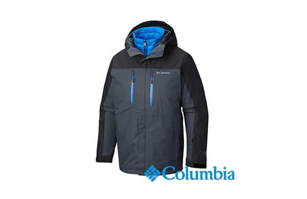 Columbia哥倫比亞
