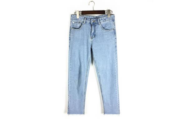 復古牛仔褲