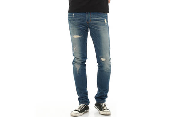 EDWIN男牛仔褲