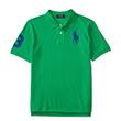 綠色POLO衫