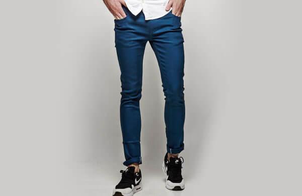 窄管褲(緊身褲)