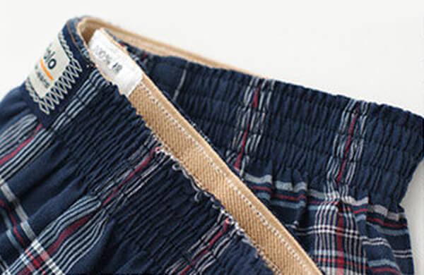 基本的男生內褲折法