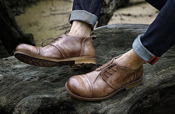 工作靴穿搭和選擇方法