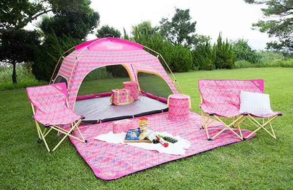 Coleman 帳篷