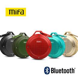 MiFa F10 無線藍芽4.0 MP3喇叭 藍牙音箱