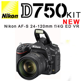 Nikon D750 kit 24-120mm 單鏡組 全片幅 單眼相機 平行輸入