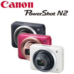 Canon PowerShot N2 彩虹公司貨