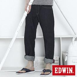 EDWIN XV 歷史刻痕復古牛仔褲