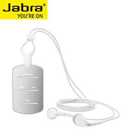 Jabra TAG 立體聲FM藍芽耳機-黑/白