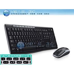 Logitech 羅技 MK260r 無線滑鼠鍵盤組