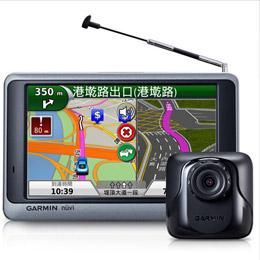 GARMIN  3595R導航 + 行車紀錄器 二合一
