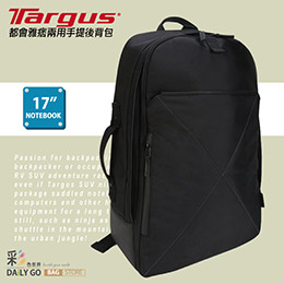 TARGUS T-1211 17吋 筆電 後背包