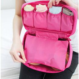 韓系 旅行多功能手提內衣收納包
