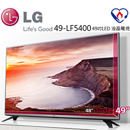 LG 樂金  49吋液晶電視49LF5400
