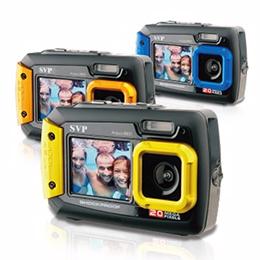 Aqua8800防水防塵防摔雙螢幕數位相機