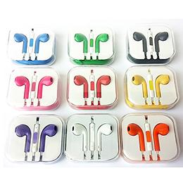 iPhone有線麥克風耳機