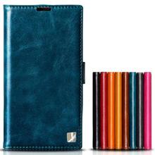 優思頓Samsung Note 4 N9100真皮磁扣可站立皮套