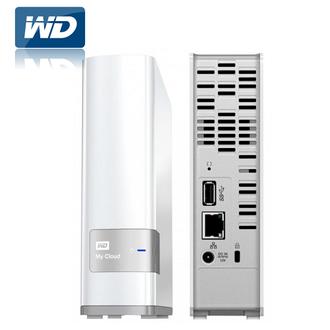 WD My Cloud 2TB 雲端儲存系統