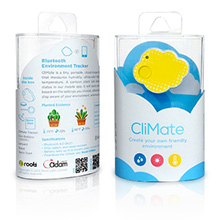 CliMate 時尚藍牙氣象感測器