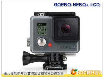 GoPro HERO 入門版+LCD