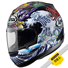 Arai Astro ORIENTAL塗鴉系列全罩式頂級安全帽