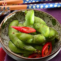 黑胡椒毛豆(150克)