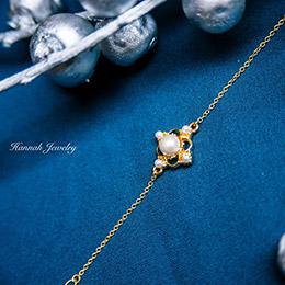 珍珠-金瑣骨鍊