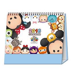 Tsum Tsum平面桌曆