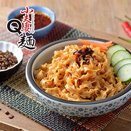 油蔥香/椒麻辣/沙茶乾拌麵任選6袋(24份)