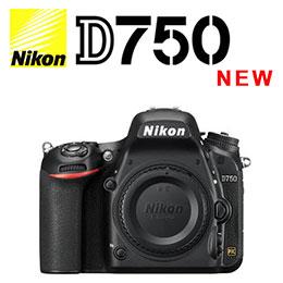 Nikon D750 單機身全幅單眼公司貨