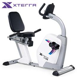 【XTERRA】 斜躺式健身車