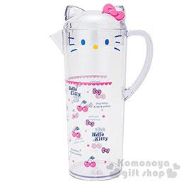 Hello Kitty 造型冷水壺 1.1L 2015最新款