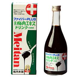 青梅精濃縮飲料【加纖維】 500毫升
