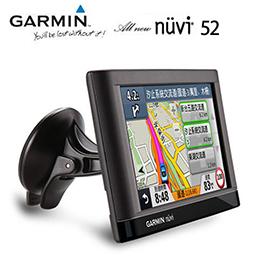 GARMIN nuvi 52 新玩樂國民機 5吋導航