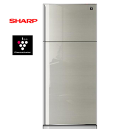 SHARP  541L 自動除菌離子雙門冰箱
