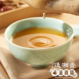 【南門市場逸湘齋】原味滴雞精1盒